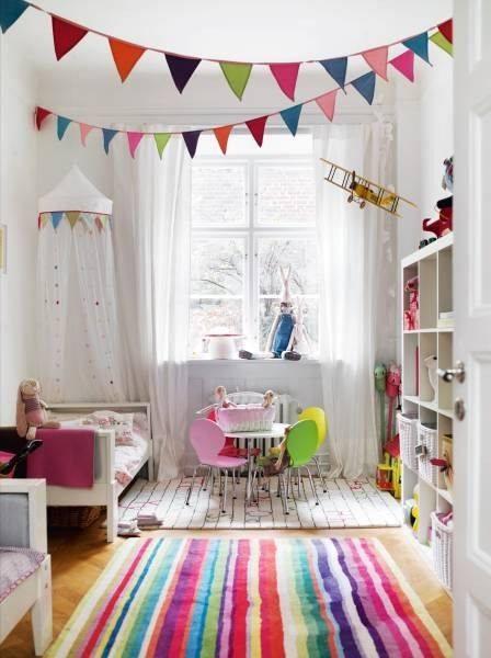 Идеи для детских. Для 1 этажей очень круто!